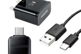 Samsung Charger, Samsung Data cable