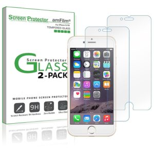 screen protector glass 2 pack